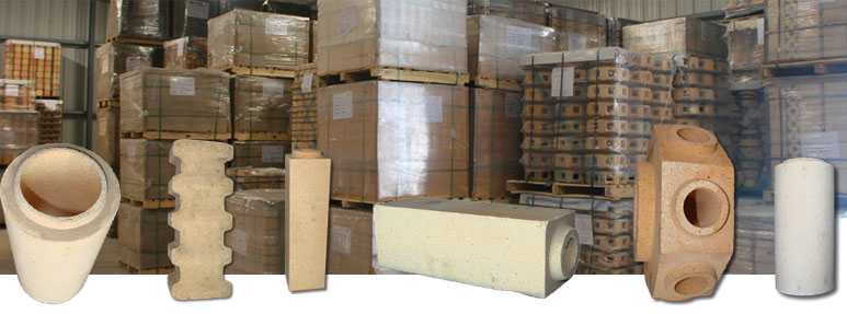 Cox Refractories Warehouse